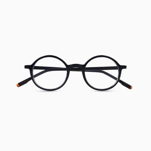 Gafas de acetato para mujer marca BLACKBEAR EYEWEAR modelo BB101 (foto frontal)