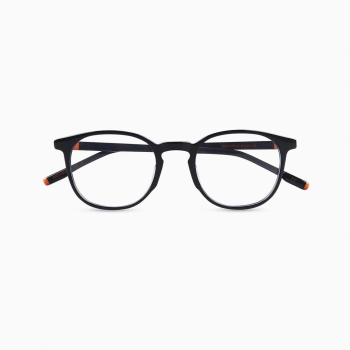 Gafas de acetato para mujer marca BLACKBEAR EYEWEAR modelo BB104 (foto frontal)