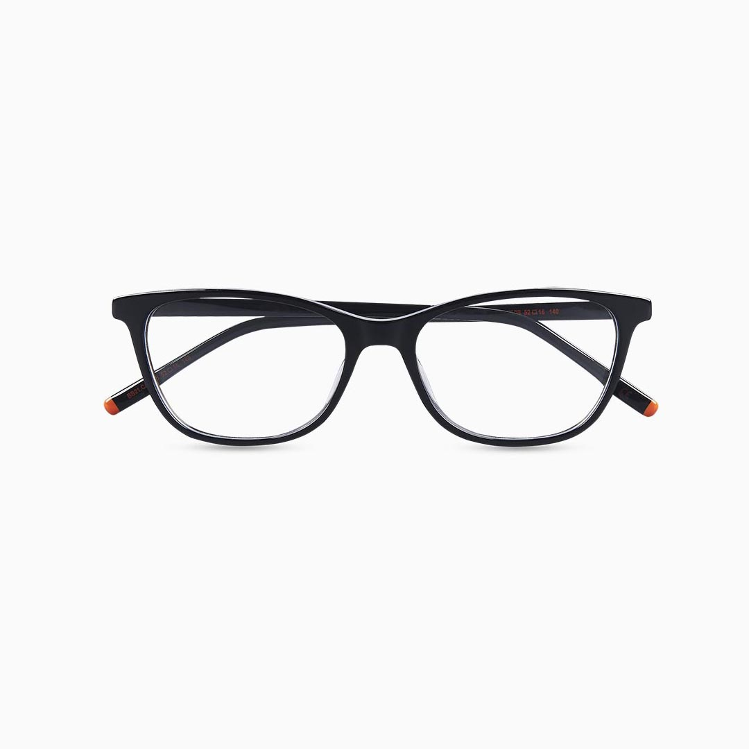 Gafas de acetato para mujer marca BLACKBEAR EYEWEAR modelo BB105 (foto frontal)