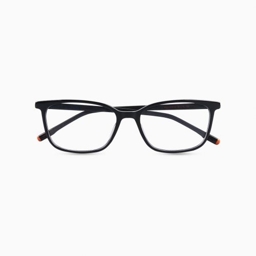 Gafas de acetato para mujer marca BLACKBEAR EYEWEAR modelo BB106 (foto frontal)