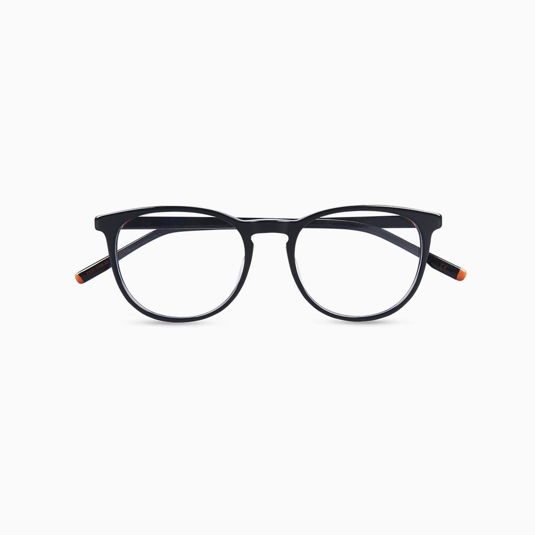 Gafas de acetato para mujer marca BLACKBEAR EYEWEAR modelo BB107 (foto frontal)
