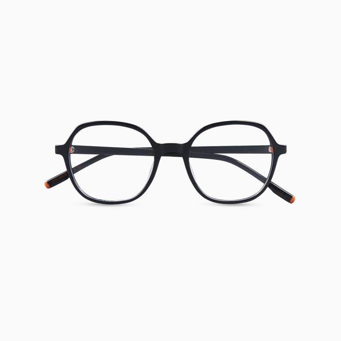 Gafas de acetato para mujer marca BLACKBEAR EYEWEAR modelo BB108 (foto frontal)