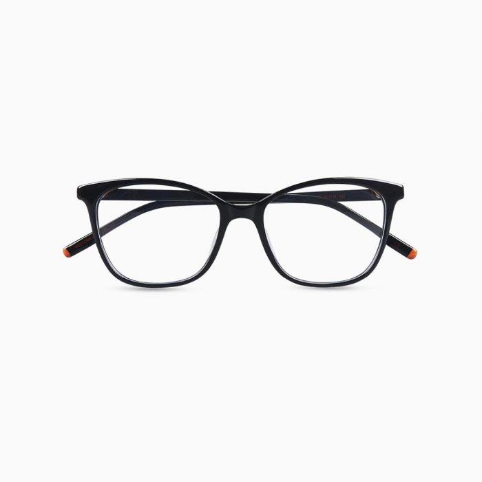 Gafas de acetato para mujer marca BLACKBEAR EYEWEAR modelo BB109 (foto frontal)