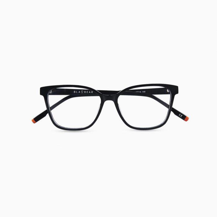 Gafas de acetato para mujer marca BLACKBEAR EYEWEAR modelo BB111 (foto frontal)