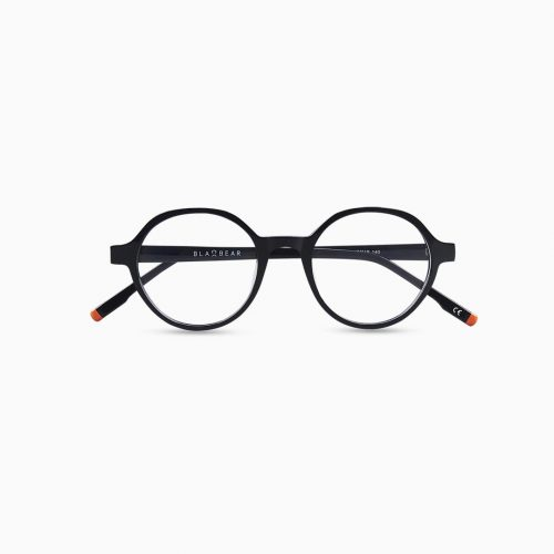 Gafas de acetato para mujer marca BLACKBEAR EYEWEAR modelo BB112 (foto frontal)
