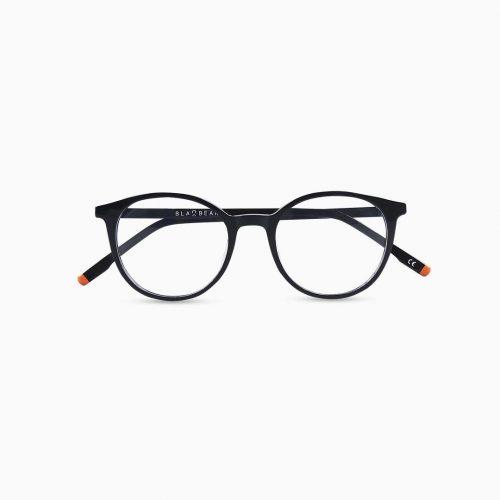 Gafas de acetato para mujer marca BLACKBEAR EYEWEAR modelo BB113 (foto frontal)