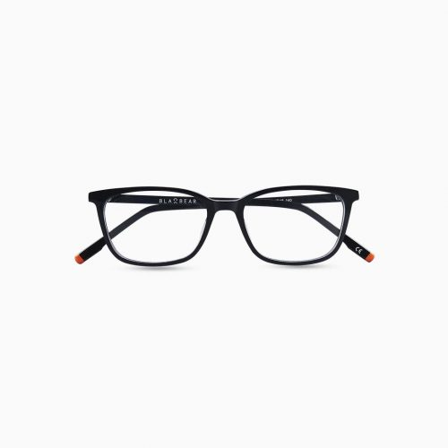 Gafas de acetato para mujer marca BLACKBEAR EYEWEAR modelo BB115 (foto frontal)
