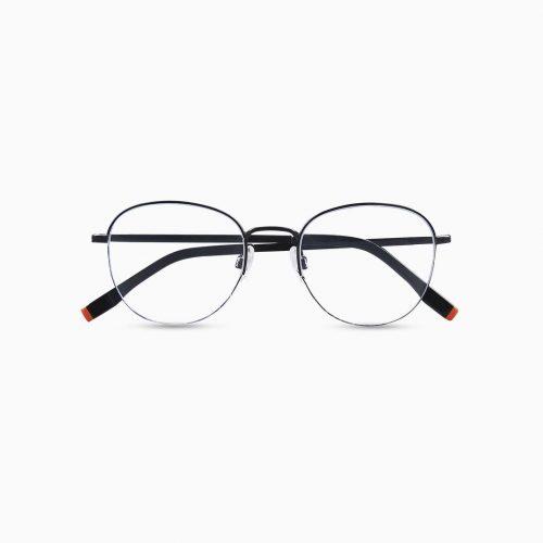 Gafas de metal para hombre marca BLACKBEAR EYEWEAR modelo BB210 (foto frontal)