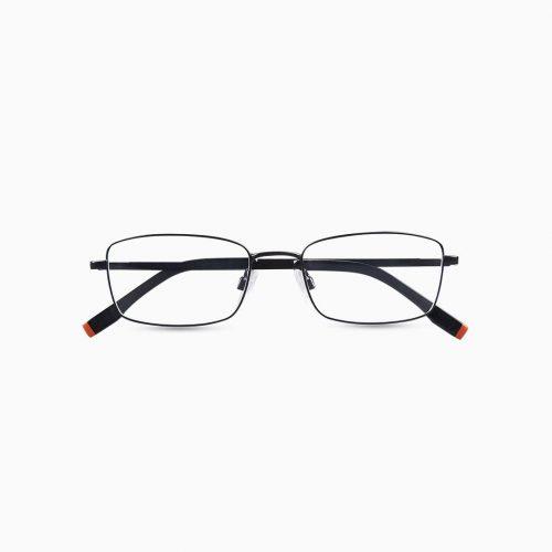 Gafas de metal para hombre marca BLACKBEAR EYEWEAR modelo BB211 (foto frontal)