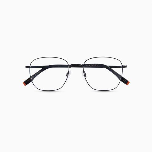 Gafas de metal para hombre marca BLACKBEAR EYEWEAR modelo BB212 (foto frontal)