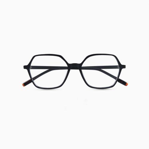 Gafas de acetato para mujer marca BLACKBEAR EYEWEAR modelo BB102 (foto frontal)
